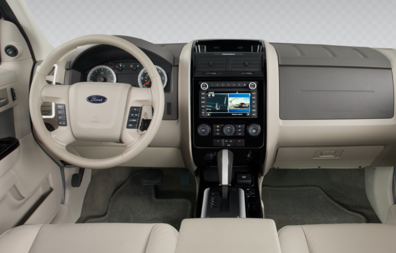 2010 Ford Escape Interior and Redesign