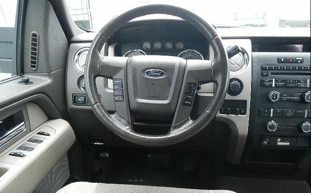 2010 Ford F-150 Interior and Redesign