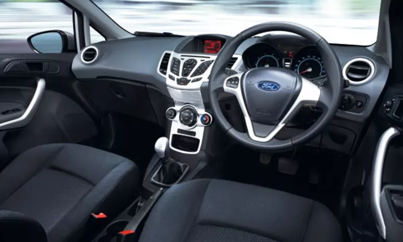 2010 Ford Fiesta Interior and Redesign