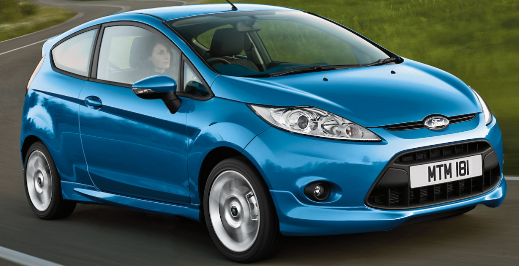 2010 Ford Fiesta Owners Manual