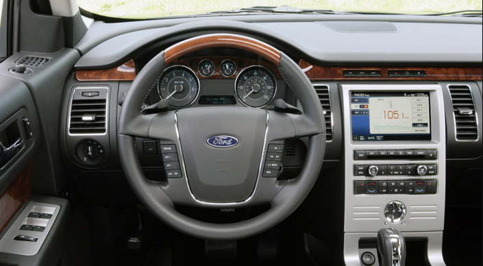 2010 Ford Flex Interior and Redesign