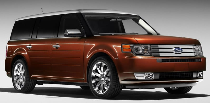 2010 Ford Flex Owners Manual