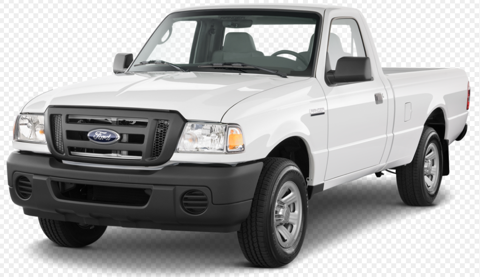 2010 Ford Ranger Owners Manual