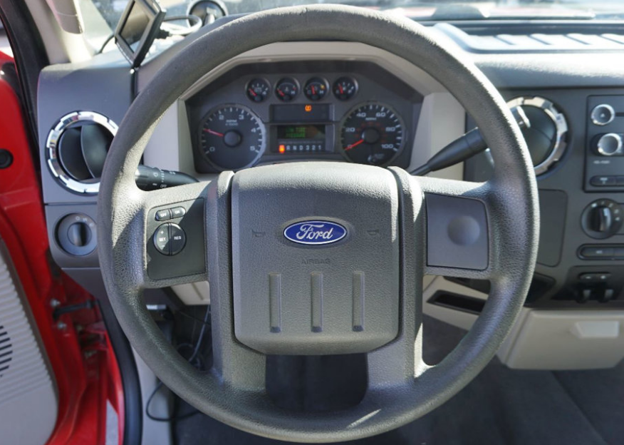 2010 Ford Super Duty Interior and Redesign