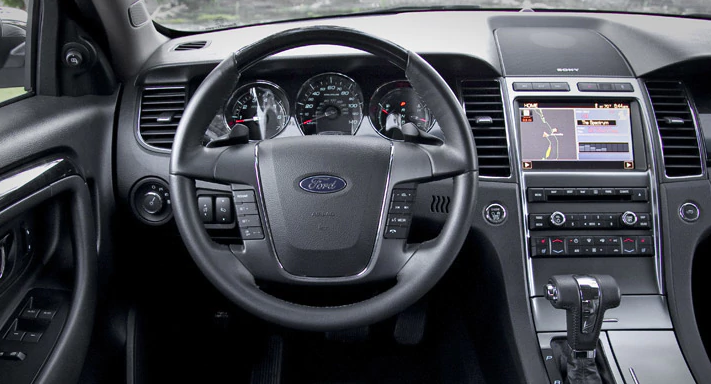 2010 Ford Taurus Interior and Redesign