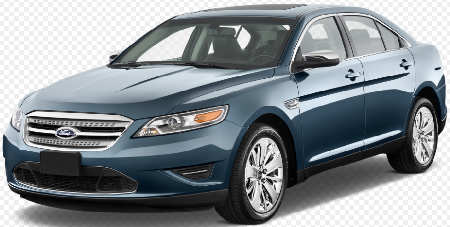 2010 Ford Taurus Owners Manual