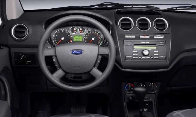 2010 Ford Transit Connect Interior and Redesign