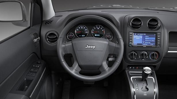 2010 Jeep Compass Interior and Redesign