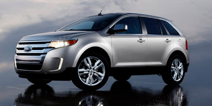 2011 Ford Edge Owners Manual