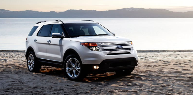 2011 Ford Explorer Owners Manual