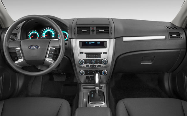 2011 Ford Fusion Interior and Redesign