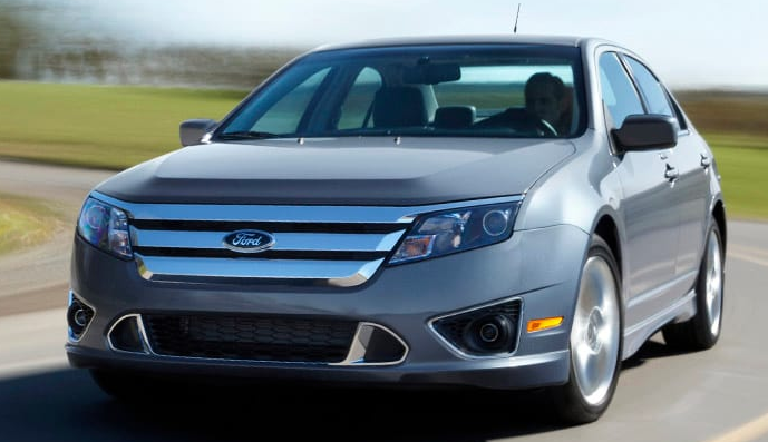 2011 Ford Fusion Owners Manual