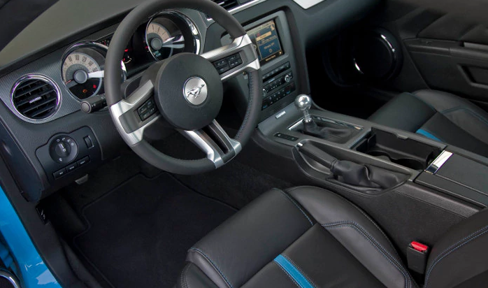 2011 Ford Mustang Interior and Redesign