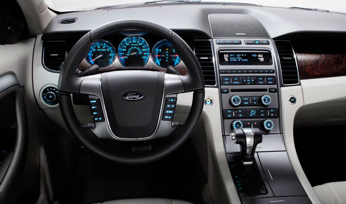 2011 Ford Taurus Interior and Redesign