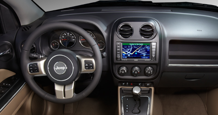 2011 Jeep Compass Interior and Redesign