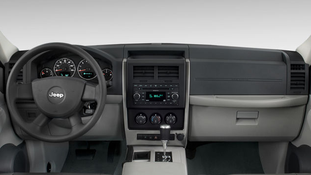 2011 Jeep Liberty Interior and Redesign