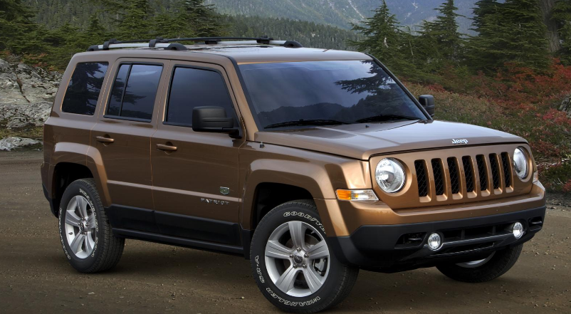 2011 Jeep Patriot Owners Manual