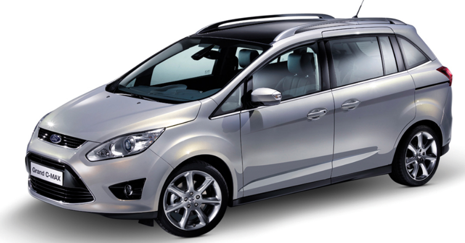 2012 Ford C-Max Owners Manual
