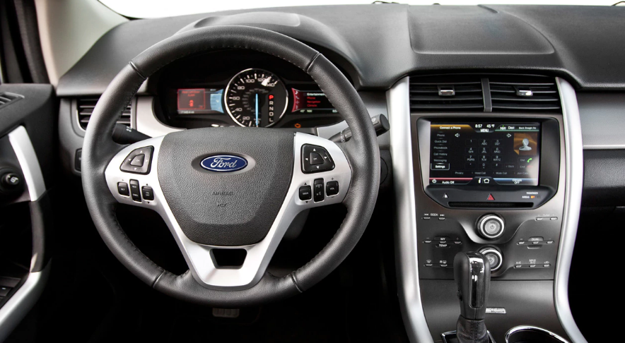 2012 Ford Edge Interior and Redesign