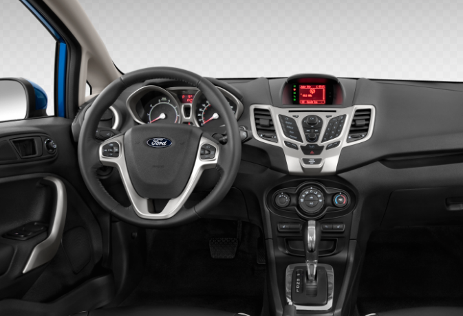 2012 Ford Fiesta Interior and Redesign