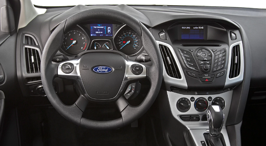 2012 Ford Focus Interior and Redesign