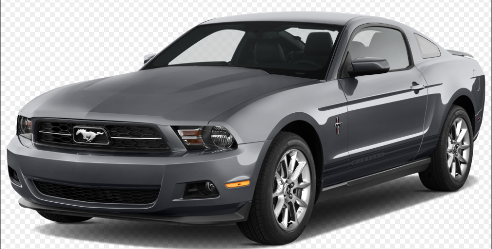 2012 Ford Mustang Owners Manual