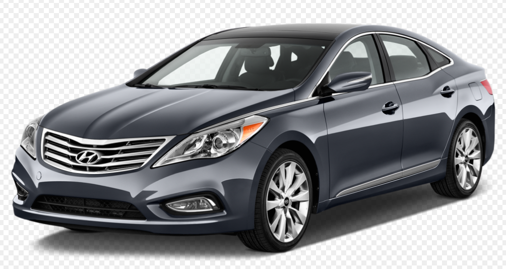 2012 Hyundai Azera Owners Manual