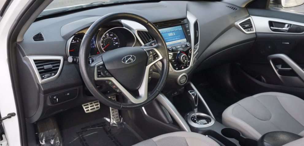 2012 Hyundai Veloster Interior and Redesign
