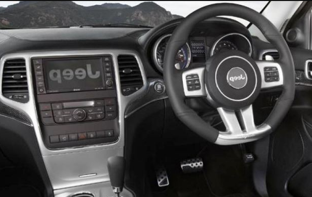 2012 Jeep Grand Cherokee Interior and Redesign