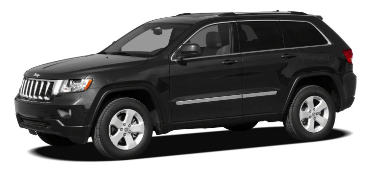 2012 Jeep Grand Cherokee Owners Manual