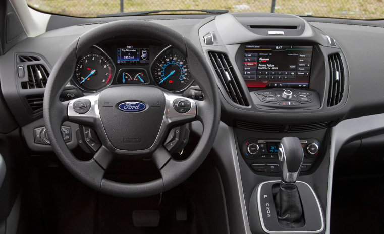 2013 Ford Escape Interior and Redesign