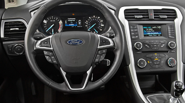 2013 Ford Fusion Interior and Redesign