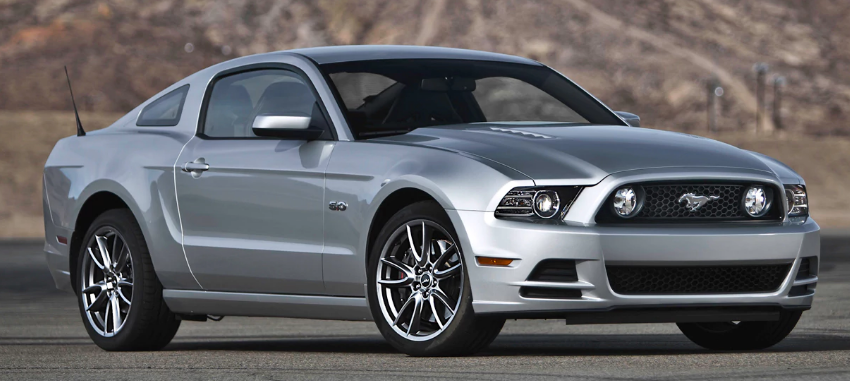 2013 Ford Mustang Owners Manual