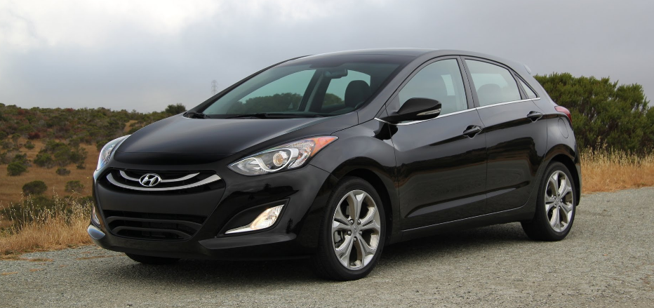 2013 Hyundai Elantra GT Owners Manual