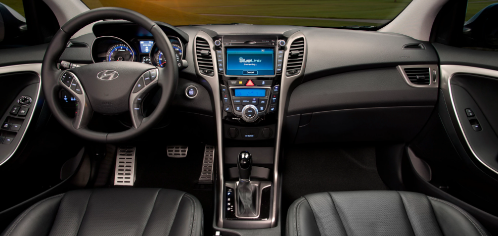 2013 Hyundai Elantra Interior and Redesign