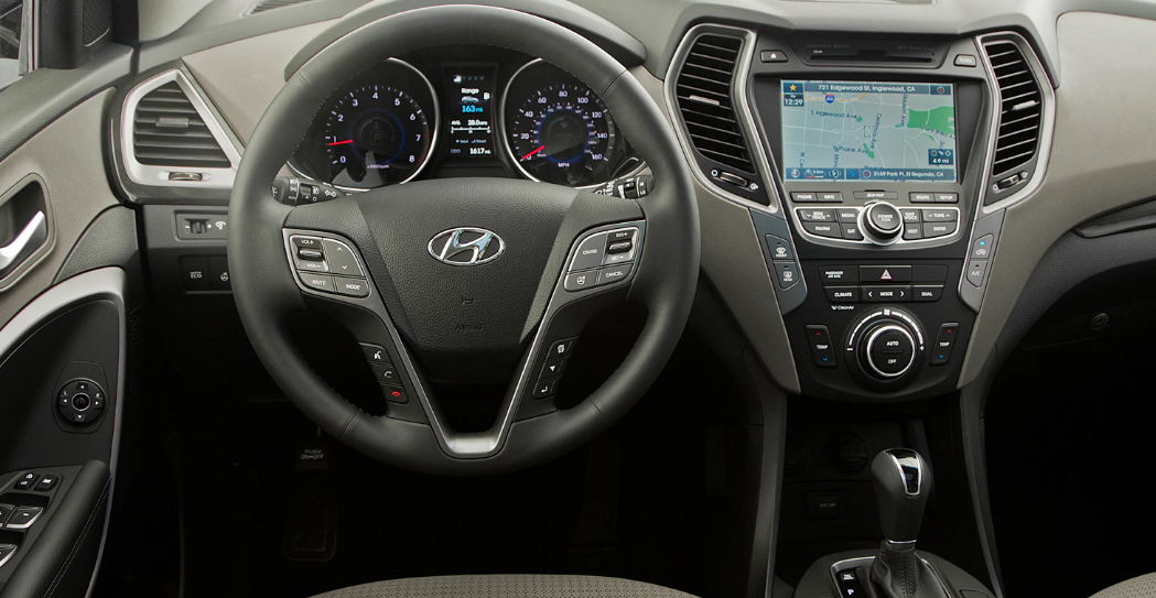 2013 Hyundai Santa Fe Interior and Redesign