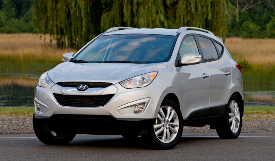 2013 Hyundai Tucson Owners Manual