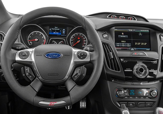 2014 Ford Focus Interior and Redesign