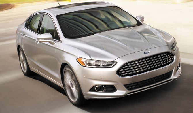2014 Ford Fusion Owners Manual and Concept