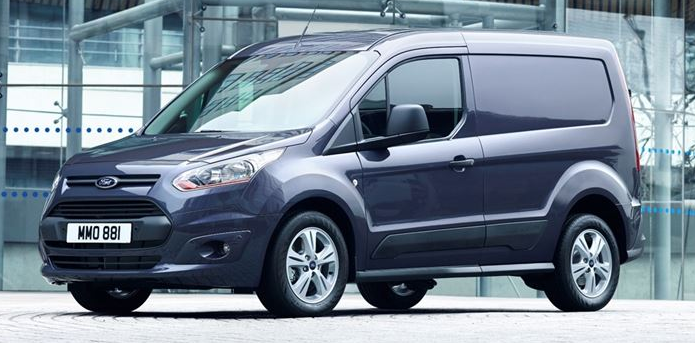 2014 Ford Transit Connect Van Owners Manual