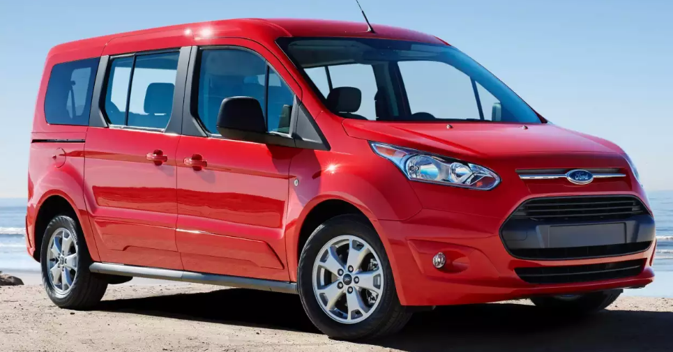 2014 Ford Transit Connect Wagon Owners Manual