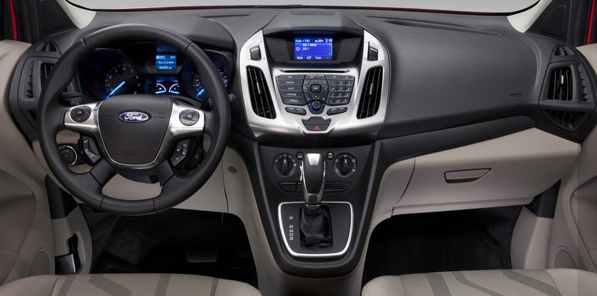 2014 Ford Transit Interior and Redesign