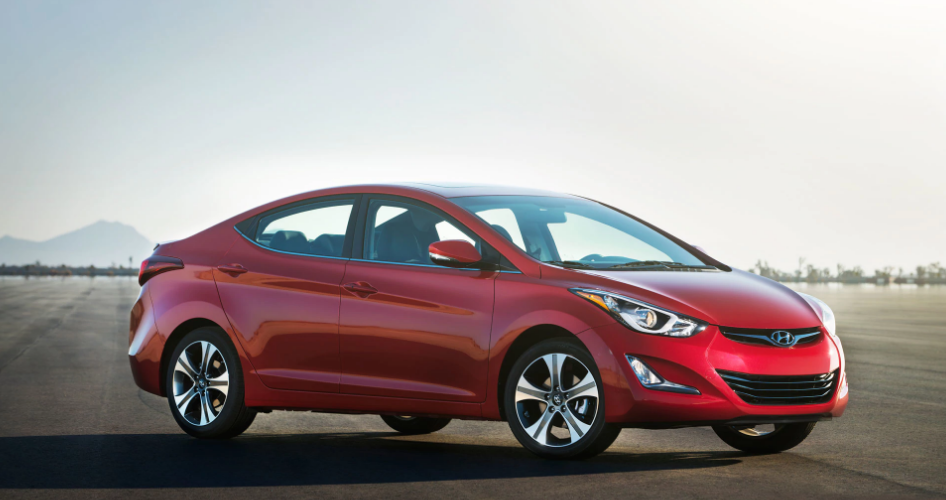 2014 Hyundai Elantra Owners Manual