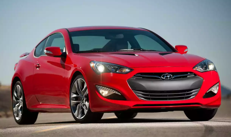 2014 Hyundai Genesis Coupe Owners Manual