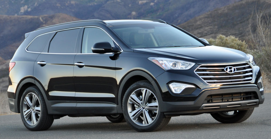 2014 Hyundai Santa Fe Owners Manual