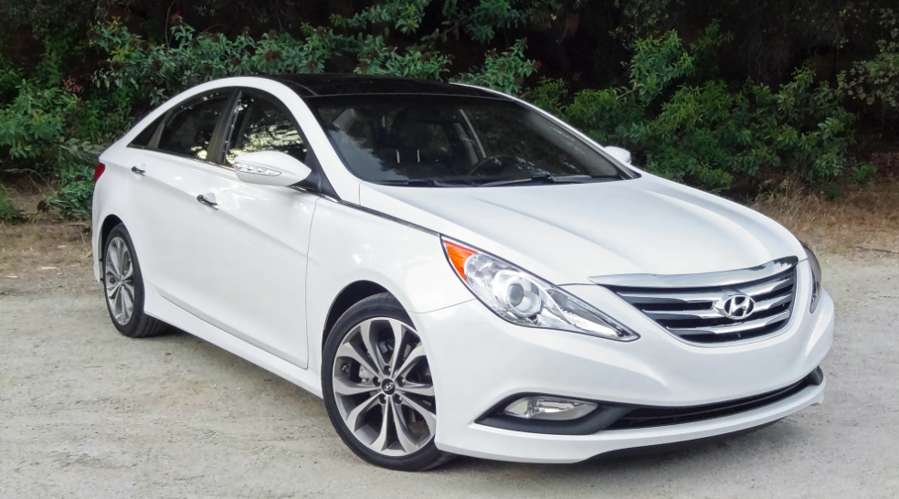 2014 Hyundai Sonata Owners Manual