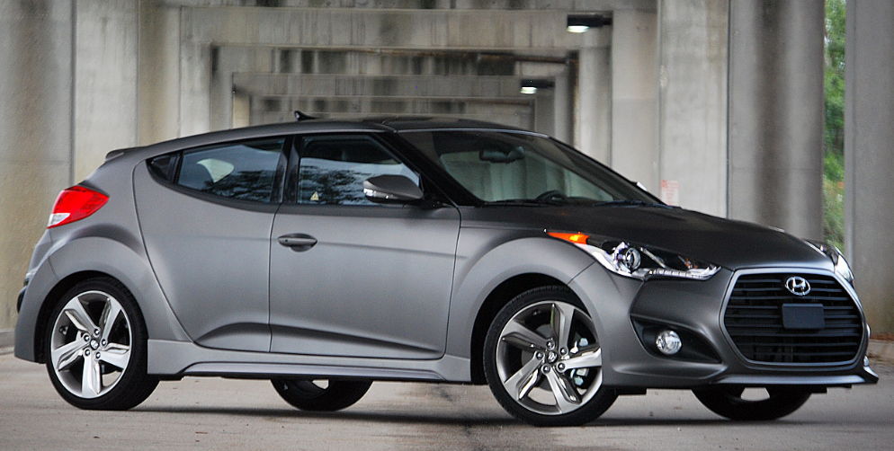 2014 Hyundai Veloster Owners Manual