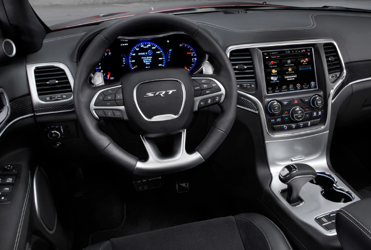 2014 Jeep Grand Cherokee Interior and Redesign