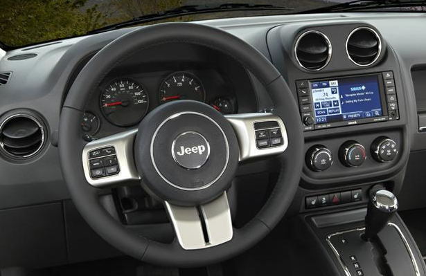 2014 Jeep Patriot Interior and Redesign