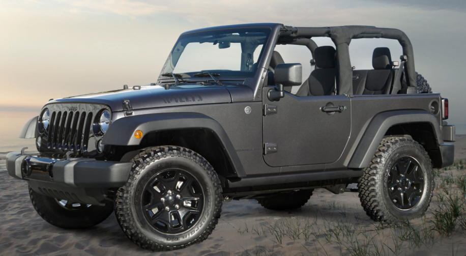 2014 Jeep Wrangler Owners Manual